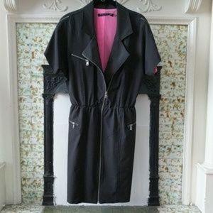 Marc New York Zipper Dress